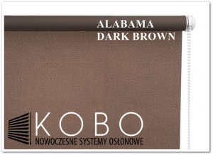 Alabama dark brown