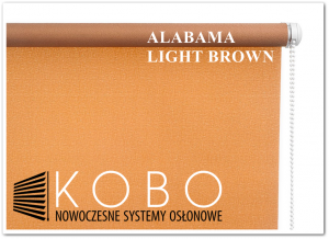 Alabama light brown