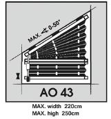 AO 43