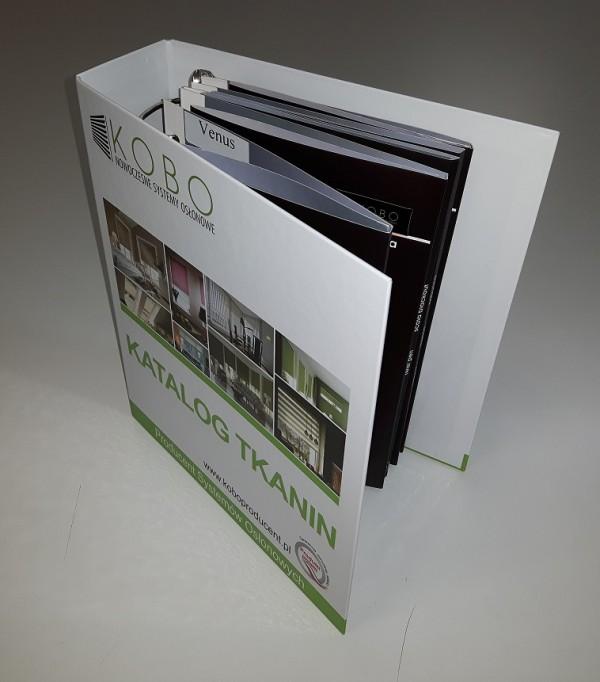 katalog tkanin plisowanych podstawowy