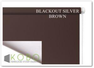 Blackot silver Brwon KOBO