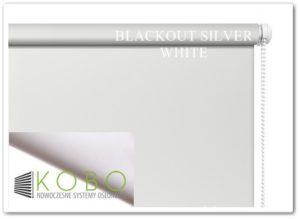Blackout Silver White KOBO