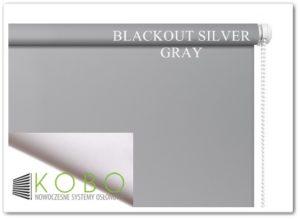 Blackout silver Gray KOBO