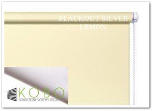 Blackoy silver Lemon kobo